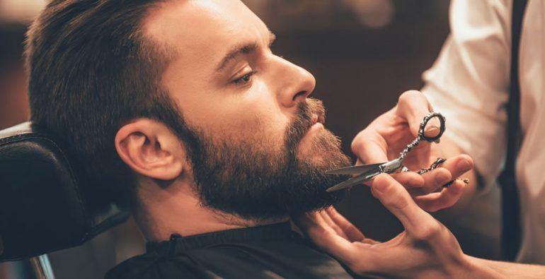 prendre soin barbe moustache